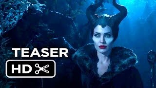 Maleficent Official Teaser Trailer #1 (2014) - Angelina Jolie Movie HD