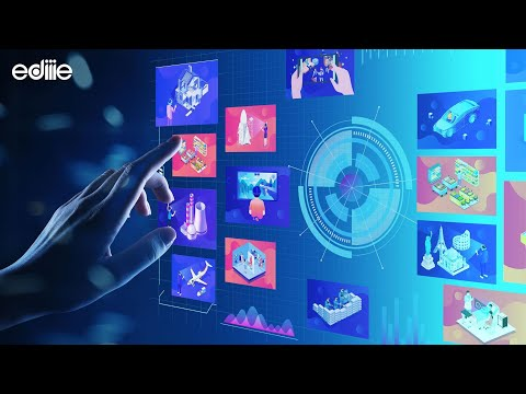 EDIIIE – Technology and Innovation Showreel | AR VR MR Company