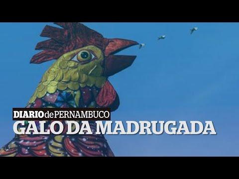 Sábado de carnaval - A animação dos foliões no Galo da Madrugada