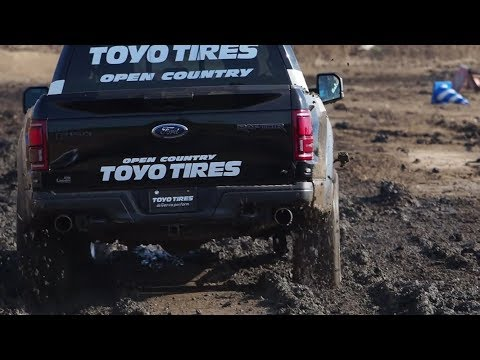 OPEN COUNTRY TEST DRIVE report | TOYO TIRES