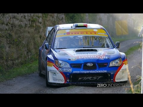 Rallye du Condroz Huy 2014 | mistakes & lots of moments [HD]