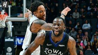 Golden State Warriors vs San Antonio Spurs - Game Highlights | December 31 | 2019-20 NBA Season