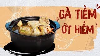 Cách nấu lẩu gà tiềm ớt hiểm siêu cay tại nhà | Học nấu ăn gia đình | Hướng Nghiệp Á Âu
