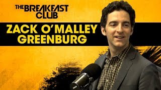 Zack O'Malley Greenburg Reveals Forbes' Richest Rappers, Self-Made Women + More