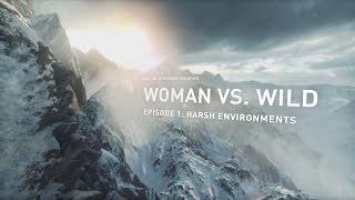 Rise of the Tomb Raider - Woman vs. Wild - 1. epizód: Ellenséges környezet
