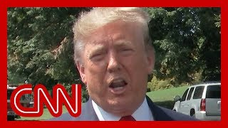 Trump calls himself 'the chosen one' during erratic rant