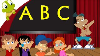 Alphabet Rap for kids
