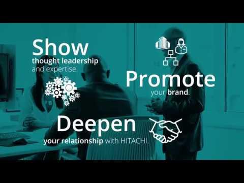 Showcase Your Success With Hitachi Vantara's Customer Advocate Program