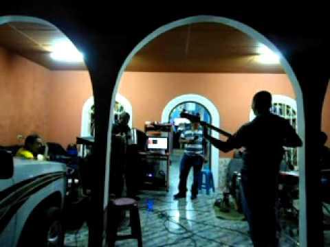 GRUPO NORTEÑO HERENCIA EL SALVADOR, en ensayo