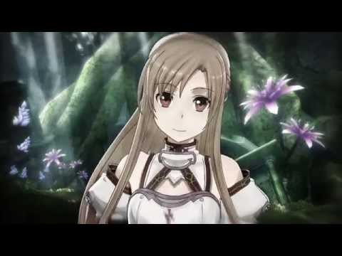 Sword Art Online Re: Hollow Fragment | Tráiler del E3 2015