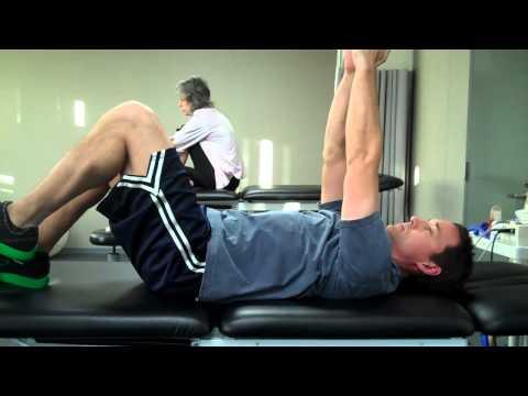 Anterior Core Stabilization Exercises