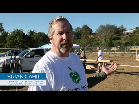 2016 Green Apple Day - Encinitas Farm Lab