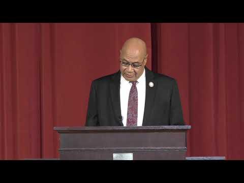 Virginia Union University Samuel DeWitt Proctor School of Theology | Saturday Chapel Service 10_24