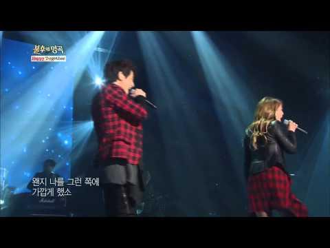 [HIT] 이지훈&에일리 - 희나리 불후의 명곡2.20140308