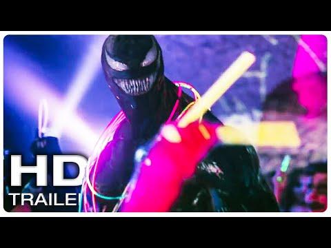 "Movie Trailer : VENOM 2 LET THERE BE CARNAGE ""Venom Partying Scene"" Trailer (NEW 2021) Superhero Movie HD"