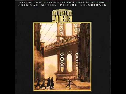 Once Upon A Time In America Soundtrack Suite (Ennio Morricone)