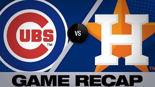 5/27/19: Cole K's 12 to lead Astros to 6-5 win