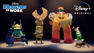 Sneak Peek | Monsters At Work | Disney+