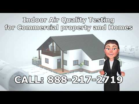 Indoor Air Quality Testing Long Island Area