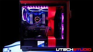 Intel X299 i9-7900X PC Build