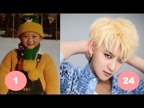 Tao Ex-EXO Childhood | From 1 To 24 Years Old