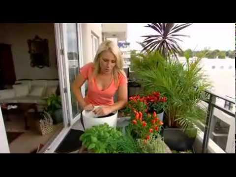 Greenbo Rail Planter Pot Urban Plants Flowers Hanger For
