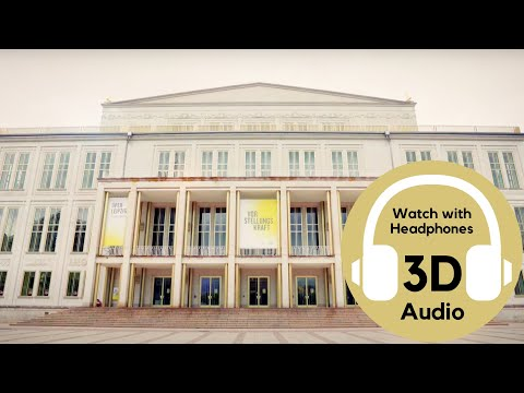 Experience Leipzig in 3D Audio - Sounds of Germany