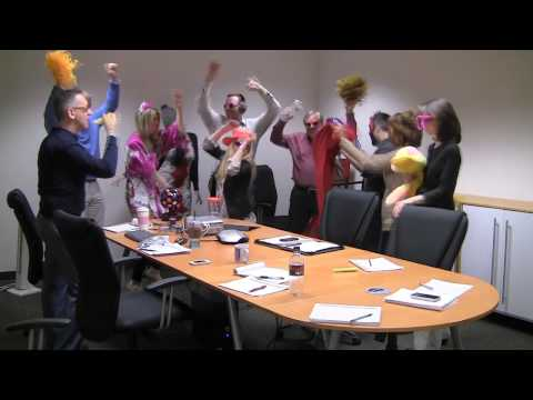Arketi Group's Harlem Shake
