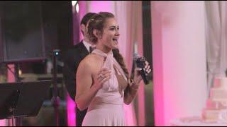 My Bridesmaid's Full Wedding Speech