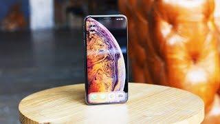 Распаковка и обзор iPhone XS Max