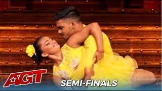 Bad Salsa: Indian Dance Duo BLOW The Judges Away — Want To Make India PROUD!