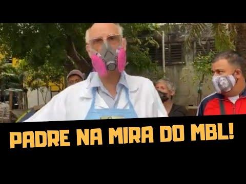 PADRE JÚLIO LANCELLOTTI E O JOGO SUJO DO MBL!