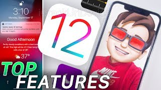 TOP iOS 12 Features & Apps, Memoji, Augmented Reality, Measure AR (Review)