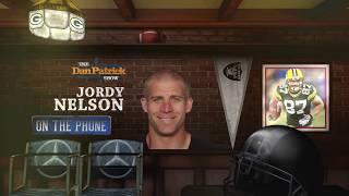 Jordy Nelson Talks Retirement, Aaron Rodgers, AB & More w/Dan Patrick   Full Interview   4/3/19