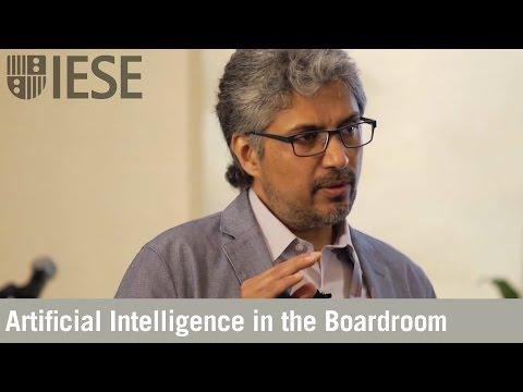 Artificial Intelligence in the Boardroom. Guruduth Banavar, IBM