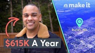 Living On $615K A Year In Seattle | Millennial Millionaire