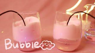 ASMR 보글 보글 거품 이어클리닝 ☁️ Bubble bubble foam Ear Cleaning