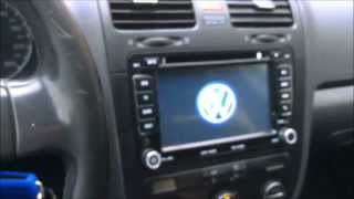 VW Golf 5 / VW Jetta / VW Passat B6 - how to testing climatronic