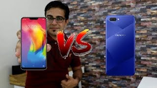 Oppo A3s Vs Vivo Y83 Comparison Overview I Hindi