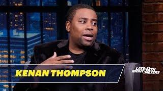 Kenan Thompson Shows Off His Neil deGrasse Tyson Impression