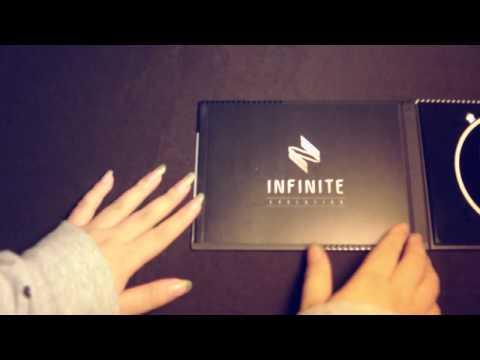Infinite - Evolution album unboxing