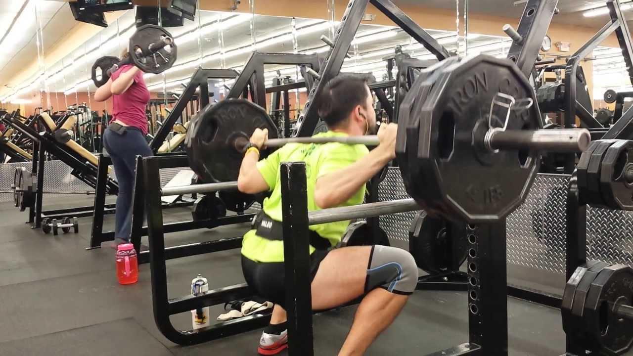 Low Bar Squat Technique for More Weight & Better Depth - Dark Iron