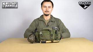 video - Ledvinka CONDOR MOLLE DEPLOYMENT - Military Range CZ/SK