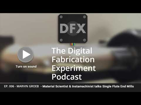DATRON Tools Discussed on DXF Podcast Episode 6