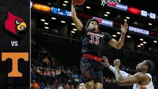 Louisville vs. Tennessee Basketball Highlights (2018-19)