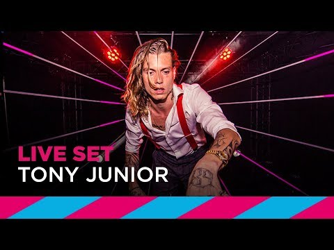 Tony Junior (DJ-set LIVE @ ADE) | SLAM!