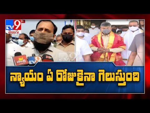Gained upper hand in majority petitions filed against Chandrababu: Mangalagiri MLA