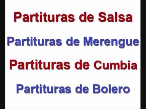 PARTITURAS DE SALSA - www.PartiturasDeMusica.com