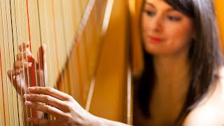 Relaxing Harp Music, Peaceful Music, Relaxing, Meditation Music, Background Music, ☯3329