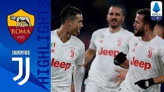 12/01/2020 - Campionato di Serie A - Roma-Juventus 1-2, gli highlights